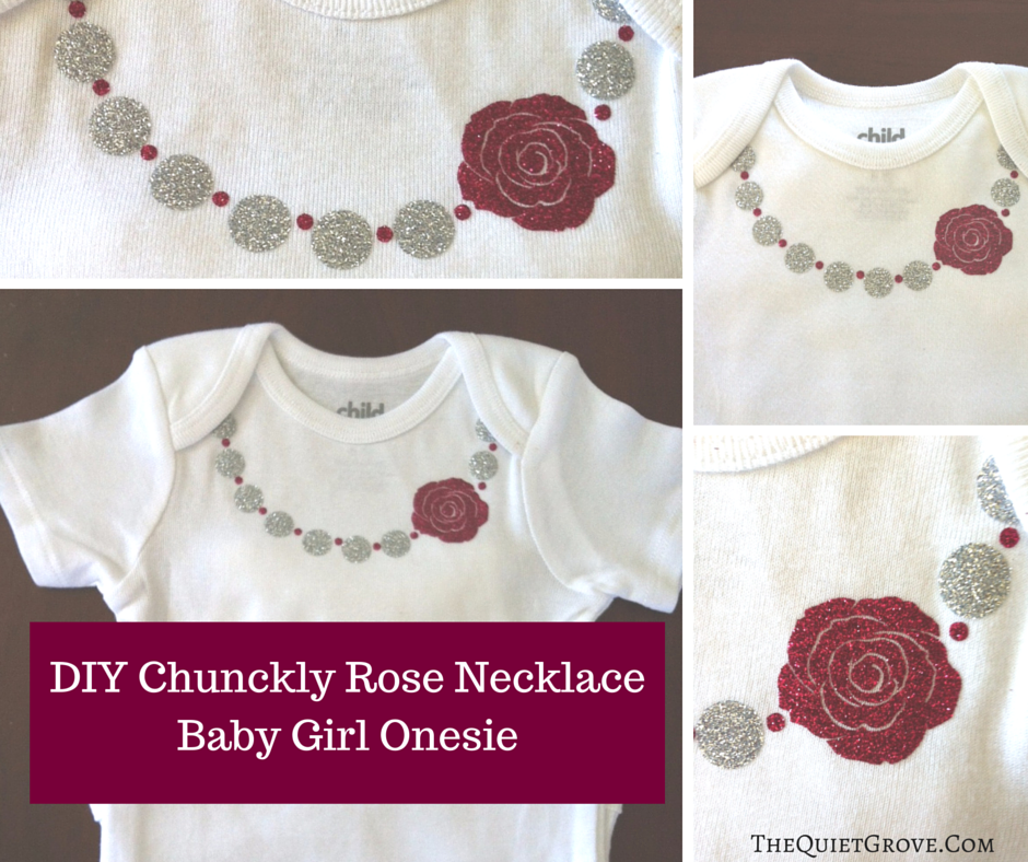Diy Baby Onesies With Free Svg Cut Files The Quiet Grove