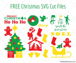 Free Svg Cut Files Amp Png Files ⋆ The Quiet Grove