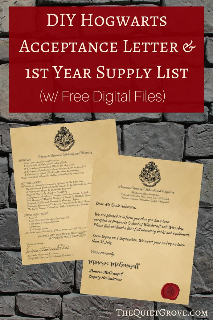Fandom Free Printables The Quiet Grove