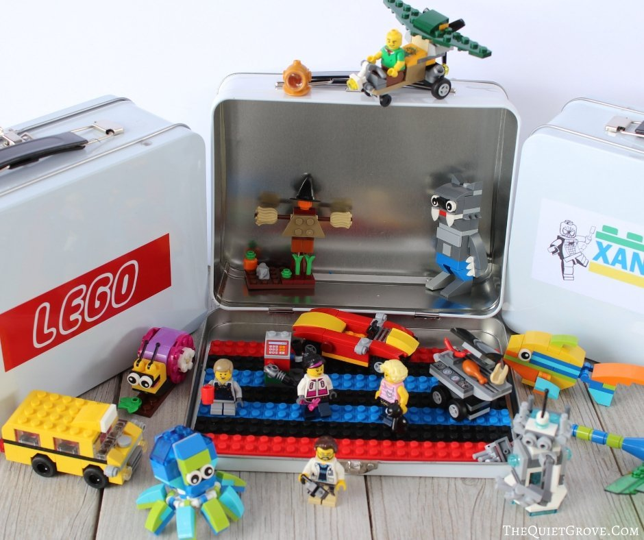 How to Sign Up For LEGO's FREE Monthly Mini Build For Your