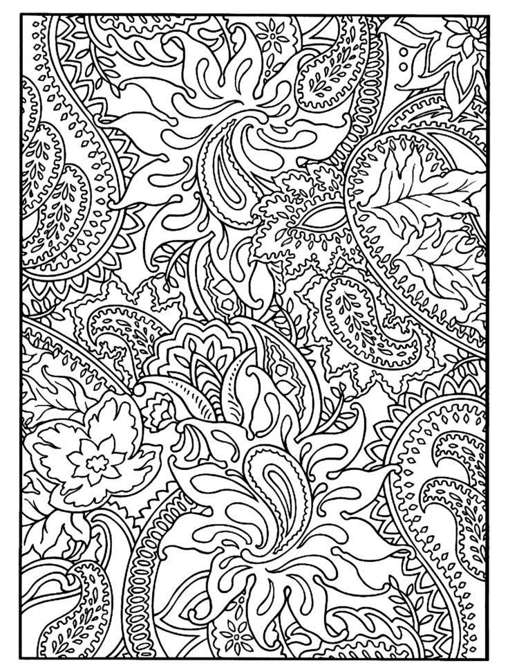 30 Totally Awesome Free Adult Coloring Pages ⋆ The Quiet Grove