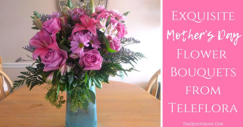 Exquisite Mother S Day Flower Bouquets From Teleflora The